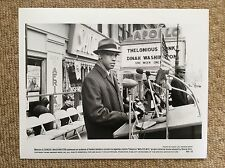 DENZEL WASHINGTON Original 1992 Press Photo MALCOLM X SPIKE LEE ANGELA BASSETT