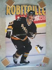 Luc Robitaille Pittsburg Penquins 1994 Hockey Poster #5972