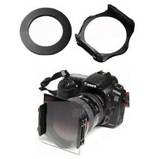 49mm Ring Adapter + Colour Filter Holder for Cokin P series for Canon Nikon dslr