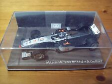 1/43 McLAREN 1998 MP4/13 MERCEDES BOX DAVID COULTHARD