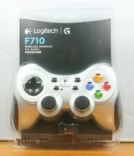 NEW Logitech WIRELESS GAMEPAD F710 -Dual Vibration Computer PC Gaming Controller