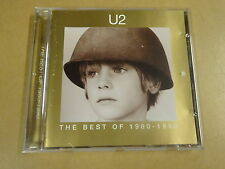 CD / U2 - THE BEST OF 1980-1990