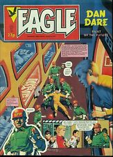 EAGLE weekly British comic book April 30 1983 VG+ Spotlight on Sport insert