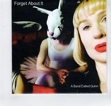 (GR416) A Band Called Quinn, Forget About It - 2014 DJ CD