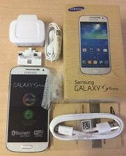 NEW Samsung Galaxy S4 mini 8GB Unlocked LTE 4G NFC Smartphone -White Edition