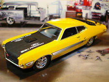1970 FORD TORINO G/T 521 LIMITED EDITION 1/64 M2 1970'S MUSCLE