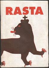 RASTA, la religione delle attese - STAMPA ALTERNATIVA 1995