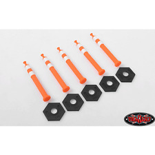 RC4WD 1/12 Highway Traffic Cones Z-S1619