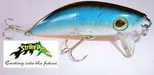 mustang minnow esca artificiale pesca spinning luccio black bass mg018 A02AE