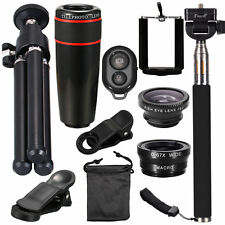 All in 1 Accessories Phone Camera Lens Top Travel Kit For Samsung S6 Edge DC600