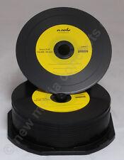 50 GIALLO Etichetta Schallplattendesign vinile CD vuoti Carbonio da MPO HiSpace