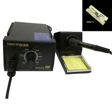 New 220V 936 Soldering Station For Hakko 907 Soldering Handle+Solder Tip