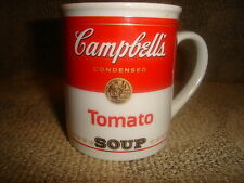 Campbell's Tomato Soup 125th Anniversary Soup Coffee Cup/ Mug