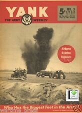 CD File 2 YANK Issues 1943 - USA Edition - Aviation Engineers - ALCAN HYWAY PDF