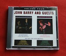 The John Barry Collection Volume Four - John Barry & Guests - Fatboy Records CD