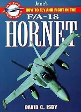 Jane's How to Fly and Fight in the F/A-18 Hornet (Jane's at the-ExLibrary