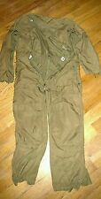 Military issue combat vehicle crewmen's coveralls