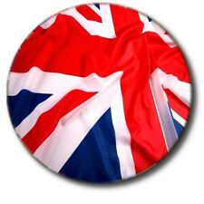 "UNION JACK/UK FLAG/ PUNK ROCK 1""/ 25 mm BUTTON BADGE"