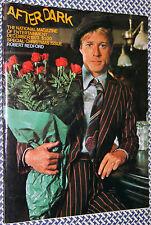 1973 After Dark Magazine, ROBERT REDFORD, JAGGAR, NY DOLLS, Jobriath, Midler gay
