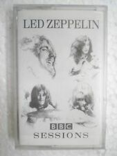 LED ZEPPELIN BBC SESSIONS RARE CASSETTE INDIA JAN 1998