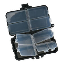 Fishing Tackle Boxes Accessories Fish Lure Bait Hooks Tackle HOT