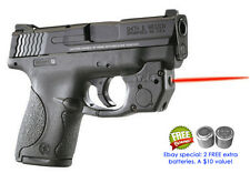 ArmaLaser TR4 Touch-Activated RED Laser Sight for S&W Shield Pistols