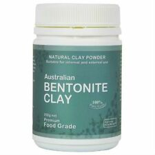 Australian Bentonite Clay 250g Australian Healing Edible Clay FOOD GRADE