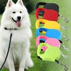 High Quality 3M/5M Long Retractable Dog Pet Lead For Training Leash Extendable F