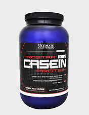 Ultimate Nutrition - Prostar 100% Casein 908g Gusto Fragola