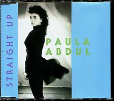 PAULA ABDUL - STRAIGHT UP - CD MAXI [1840]