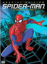 Spider-Man - The New Animated Series (Special Edition), New DVDs