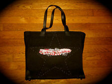 AUTHENTIC MICHAEL SIMON FOR Mary Kay Cadillac Tote Bag FELT BEADS SEQUINS PINK