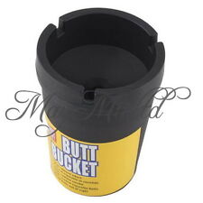 Auto Car Butt Bucket Self Extinguishing Cigarette Ashtray Holder Durable Z っ