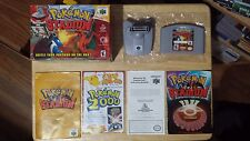 Pokemon Stadium - N64 - Tested and Cleaned !COMPLETE!