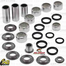All Balls Swing Arm Linkage Bearings & Seals Kit For Suzuki RM 250 2001 MotoX