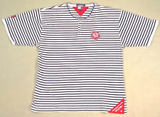Tommy Hilfiger International Games USA Henley Style Shirt Men's Large