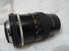 Micro-Nikkor 55mm f/2.8 Ai-s macro  condition USED . Superb lens! NIKON