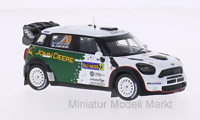 #R015 - Whitebox Mini John Cooper Works WRC #23 - John Deere - 1:43