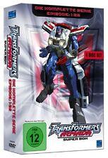 Transformers: Armada ( Anime auf Deutsch ( 4 DVDs Komplette Serie 1-52 ) NEU OVP