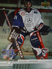 124 Chris Rogles Kassel Huskies DEL 2000-01
