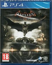BATMAN: ARKHAM JUEGO DE CABALLERO PS4 ~ NEW / SEALED