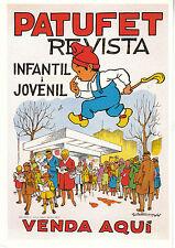 Carte Publicitaire  Revista Infantil Jovenil Patufet   Neuve