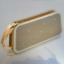 New Sealed B&O PLAY by BANG & OLUFSEN BeoPlay A2 Portable Bluetooth Speaker Grey