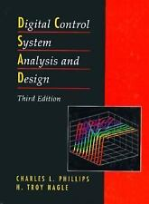 Digital Control System Analysis and Design (3rd Edition), Nagle, H. Troy, Philli