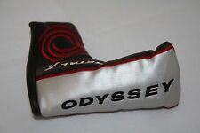 Odyssey Metal X putter headcover in new condition (small blade 14cm long)