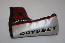 Odyssey metal x putter voile à l'état neuf (petite lame long de 14cm)