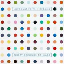 Love Lust Faith + Dreams - Thirty Seconds To Mars CD CAPITOL
