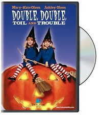 Double, Double Toil and Trouble [Eco Amaray] (2009, REGION 1 DVD New)