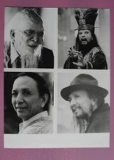 (X167) Pressefoto - James Hong - Big Trouble in Little China (1986)