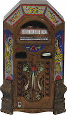 JUKEBOX MINIATURE REPLICA WURLITZER VICTORY (1943) PLAYS MOONLIGHT SERENADE